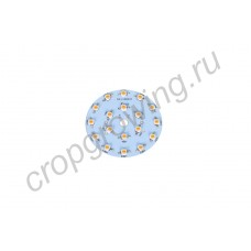 Сборка LED круглая 54Вт на 3-ваттных светодиодах полного спектра